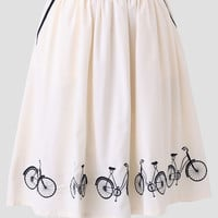 Afternoon Ride Skirt