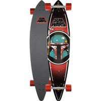Santa Cruz Star Wars Boba Fett Pintail Cruzer Multi One Size For Men 24577195701