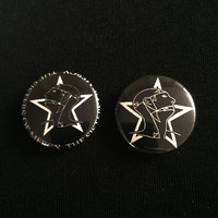 """SISTERS OF MERCY 1"""" buttons"""