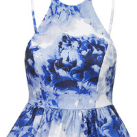 **Floral Peplum Top by WYLDR - Brands at Topshop - Clothing