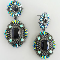 Midnight Araya Earrings
