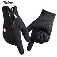 Gloves For Men TouchScreen Windproof Gloves / Tactical Gloves