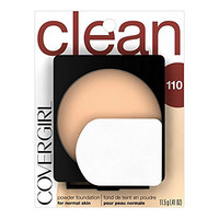 CoverGirl Simply Powder Foundation Classic Ivory(W) 510, 0.41 Ounce Compact