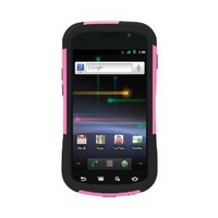 Trident Case Aegis Protective Case for Google Nexus S - 1 Pack - Carrying Case - Retail Packaging - Pink