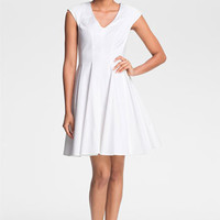 Jessica Simpson Seamed Fit & Flare Dress | Nordstrom