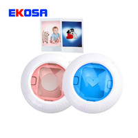 Close-up Lens Colorful Filter Circular Heart-Shaped Special Effects For Fujifilm Instax Mini 8 Instant Film Camera Accessories