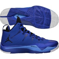 Jordan Men's SuperFly 2 TB Basketball Shoe - Blue | DICK'S Sporting Goods