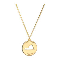 Kate Spade New York State of Mind Virginia Pendant Necklace