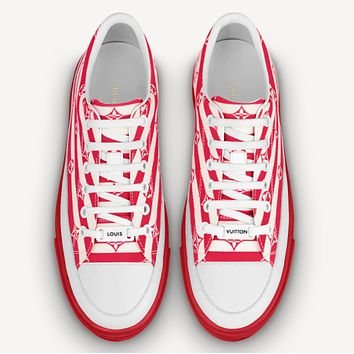 Louis Vuitton LV  ESCALE STELLAR SNEAKER