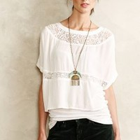 Laceswing Tee by Heartloom Ivory