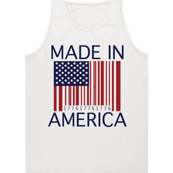 'Made In America' Tank Top