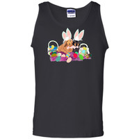 Easter Dachshunds Cute Dachshund T-Shirt Tank Top