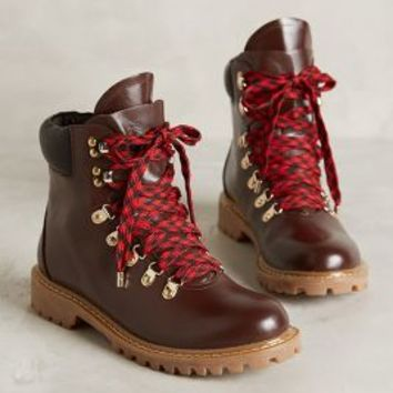 Joie Norfolk Hiker Boots Brown