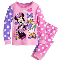 Minnie Mouse and Daisy Duck PJ PALS for Girls | Disney Store