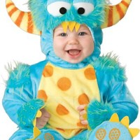 Lil Characters Unisex-baby Infant Monster Costume | AihaZone Store