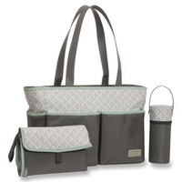 Baby Boom Graco Manor 3 in 1 Diaper Bag Set - Walmart.com