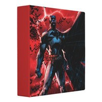 A Thousand Bats 3 Ring Binders from Zazzle.com