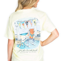 I'd Rather Be At The Beach – Lauren James Co.