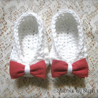 baby booties crochet baby booties baby by stitchesbystephann