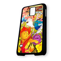Adventure Time with Fionna And Cake (2) Samsung Galaxy S5 Case