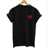 Pokemon Go Pokemon new T-shirt short-sleeved cotton T-shirt