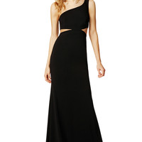 Jay Godfrey Clear View Gown
