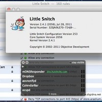 Little Snitch 4 Crack + Serial Number for MacOSX Full Version