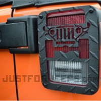 Jeep Wrangler Taillight Guards