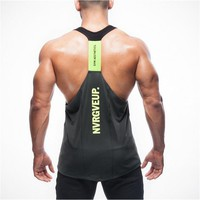 Musculation gyms vest bodybuilding clothing
