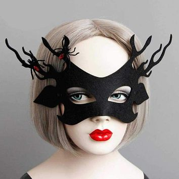 Halloween Decoration Mask Sexy Lace Eye Mask Venetian Masquerade Ball Party Fancy Dress Costume Lady Gifts Carnival Party Masks Macchar Cosplay Catalogue