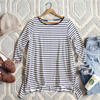 Sweet & Basic Stripe Tee