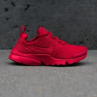 hcxx NIKE - Boy - GS Presto Fly  - Red