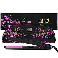 Sephora: ghd : Gold™ Series Professional 1 Inch Styler – Pink Cherry Blossom  : flatirons-stylers-curlers-hair-tools-accessories-tools-accessories