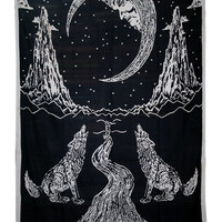 Tree Tapestry Colored Printed Decorative Mandala Tapestry Wall Decorations Beach towels beach blankets Carpet