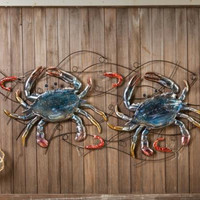 Wall Decoration - Crabs