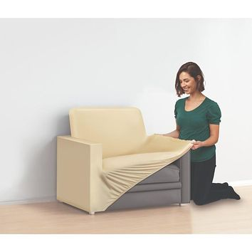 Easy Stretch On Furniture Covers