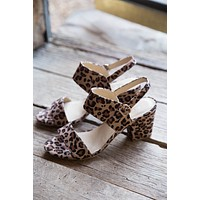 Spot On Sandal, Leopard | CL by Laundry