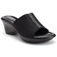 Croft & Barrow Women's Slide Wedge Sandals