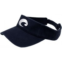 Cotton Visor in Navy by Costa Sunglasses