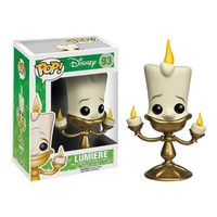 Beauty and the Beast Lumiere Pop! Vinyl Figure
