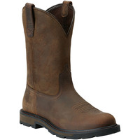 10014238 Ariat Men's Groundbreaker Work Boots from Bootbay, Internet's Best Selection of Work, Outdoor, Western Boots and Shoes.
