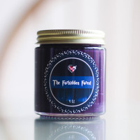 The Forbidden Forest Soy Blend Candle (4 oz)