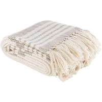 Chamonix Throw ~ Taupe