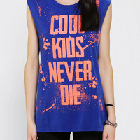 Truly Madly Deeply Cool Kids Muscle Tee