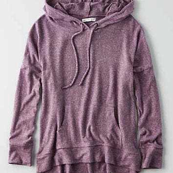AEO Soft & Sexy Plush Hoodie , Purple