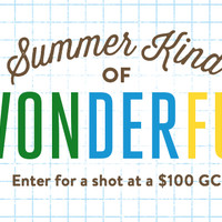 Announcing Our Summer Kind of Wonderful Contest on Wanelo!   Story by ModCloth