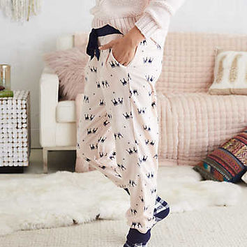 Aerie Coziest PJ Jogger Pant , Pink