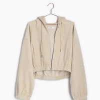 Corduroy Jacket, Cream