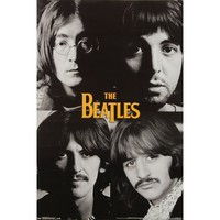 Beatles Domestic Poster