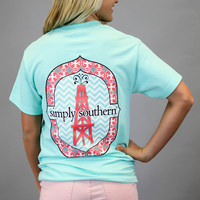 Simply Southern Tee - Oil Tee